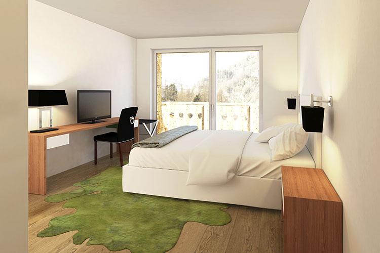 Double Room - Hotel Matthiol - Zermatt