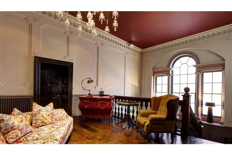 Oddfellows h tel boutique chester for Boutique hotels chester