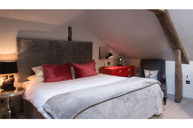 Oddfellows a boutique hotel in chester for Boutique hotels chester