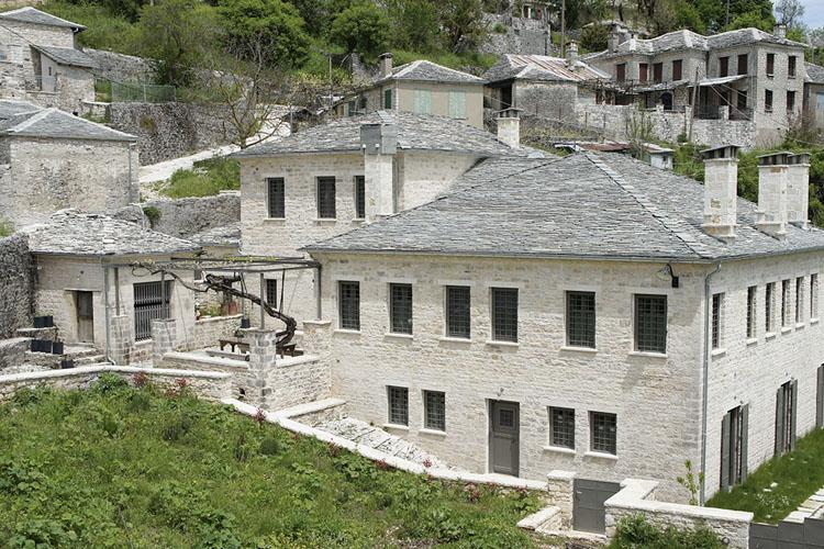 Facade - Apeiros Chora - Zagori