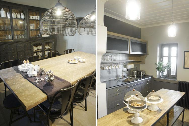 Kitchen Area - Apeiros Chora - Zagori