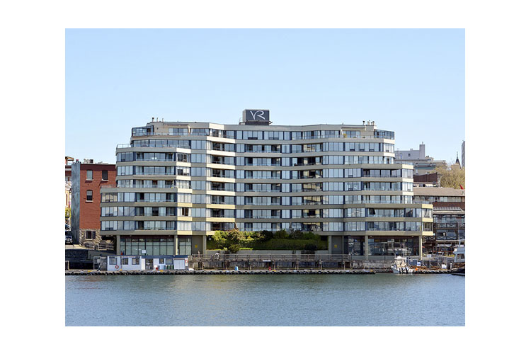 Facade - Victoria Regent Waterfront Hotel & Spa - Victoria