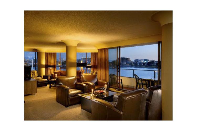 Executive Suite - Victoria Regent Waterfront Hotel & Spa - Victoria
