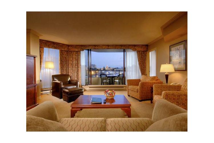 One Bedroom Suite - Victoria Regent Waterfront Hotel & Spa - Victoria