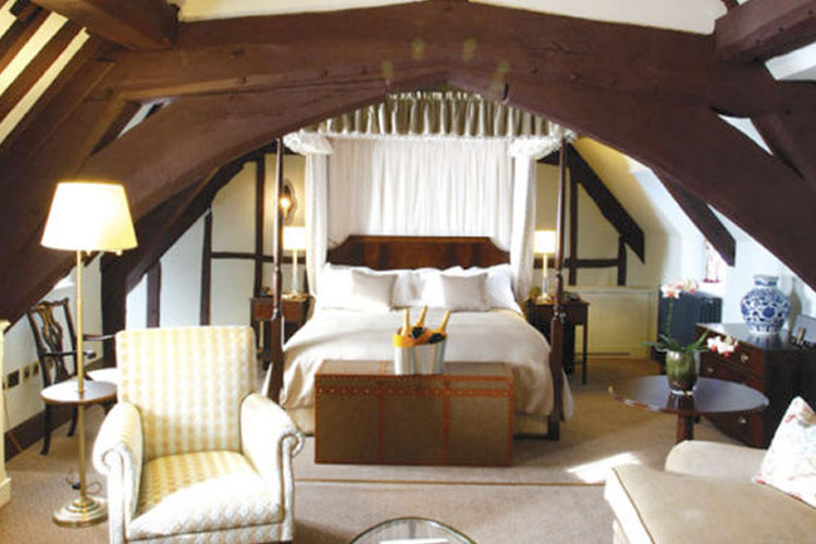 Istabraq Suite - Ellenborough Park - Cheltenham