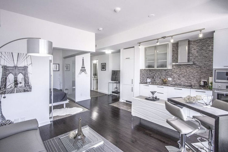 One Bedroom Apartment - Atlantis Suites - Toronto