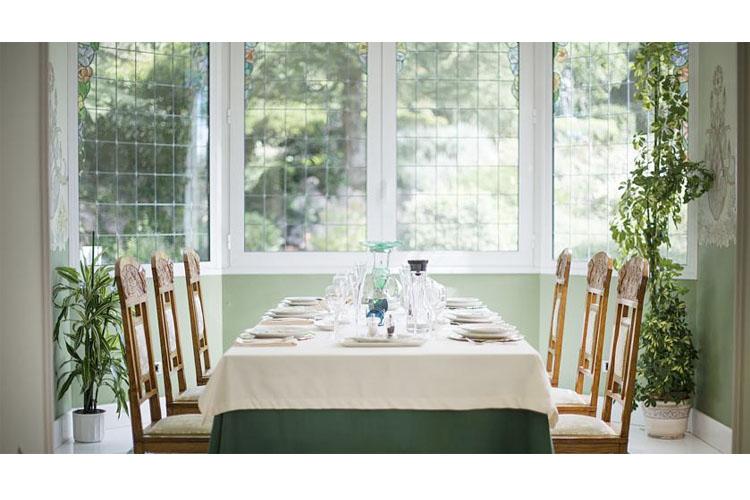 Dining Room - Edelweiss - La Garriga