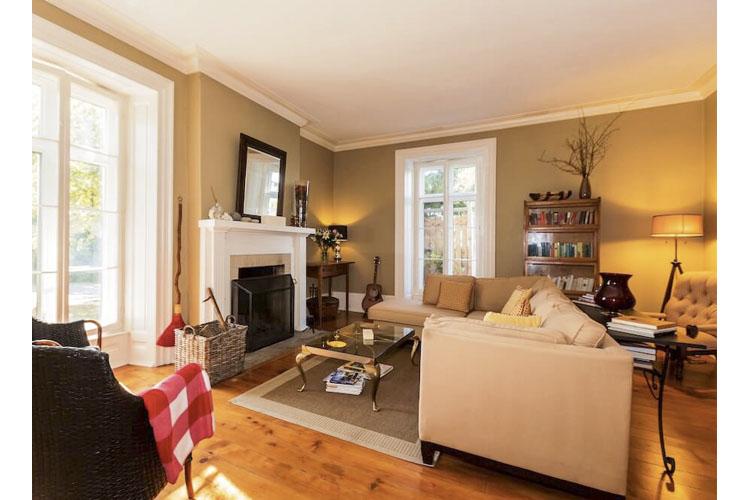 Lounge - Denaut Mansion Country Inn - Delta