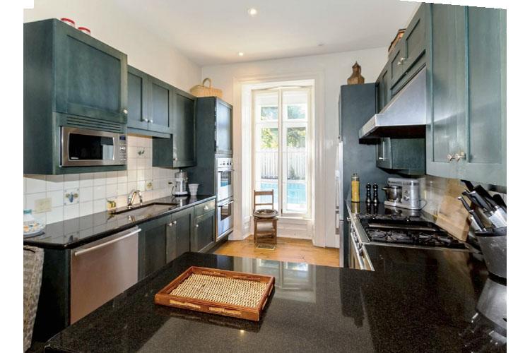 Kitchen - Denaut Mansion Country Inn - Delta