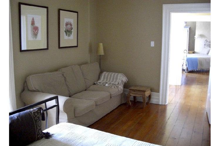 Harriet's Room - Denaut Mansion Country Inn - Delta