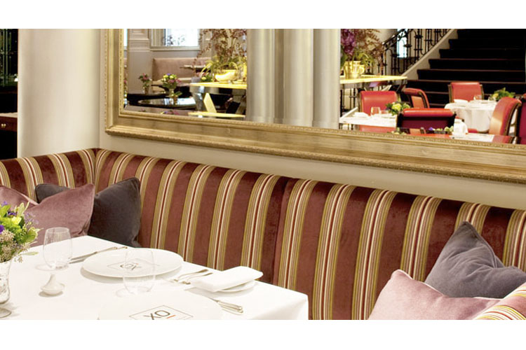 Xo Le Restaurant - Hotel le St.James Montreal - Montreal