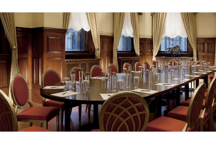 John Hammond Room - Hotel le St.James Montreal - Montreal