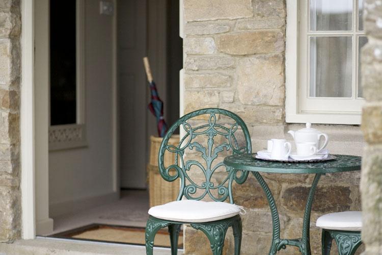 Exterior Dining Room - The Rose & Crown - Barnard Castle