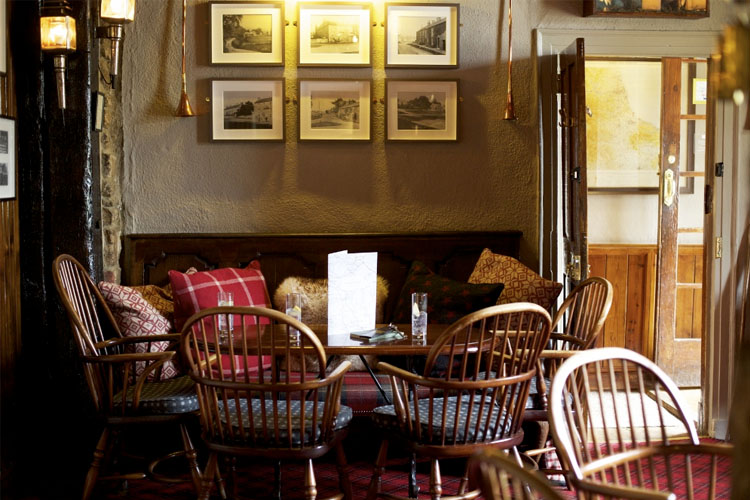 Bar - The Rose & Crown - Barnard Castle