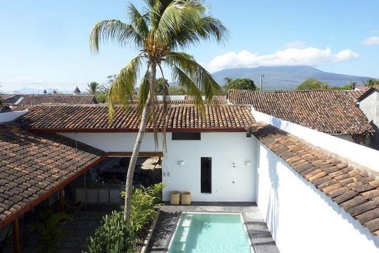 Facade - Los Patios Hotel - Granada