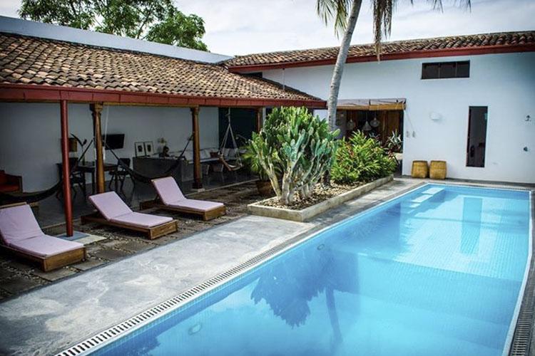 Pool - Los Patios Hotel - Granada