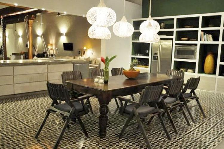 Dining Room - Los Patios Hotel - Granada