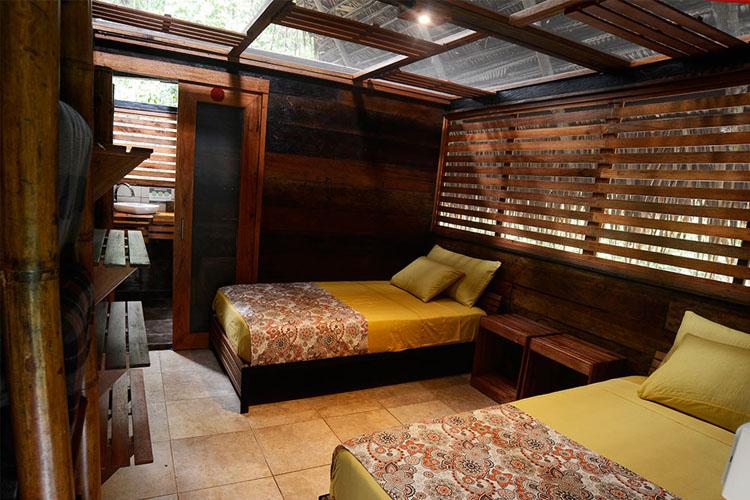 Double Room - Jamu Lodge - Puerto Montúfar