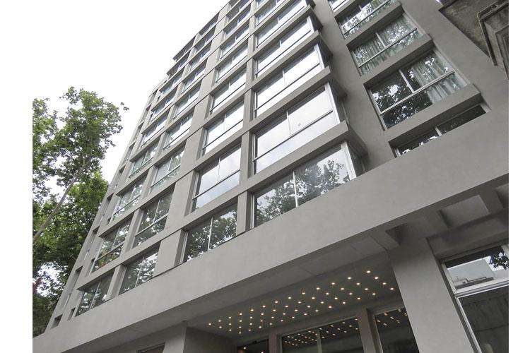 Facade - Smart Hotel Montevideo - Montevideo