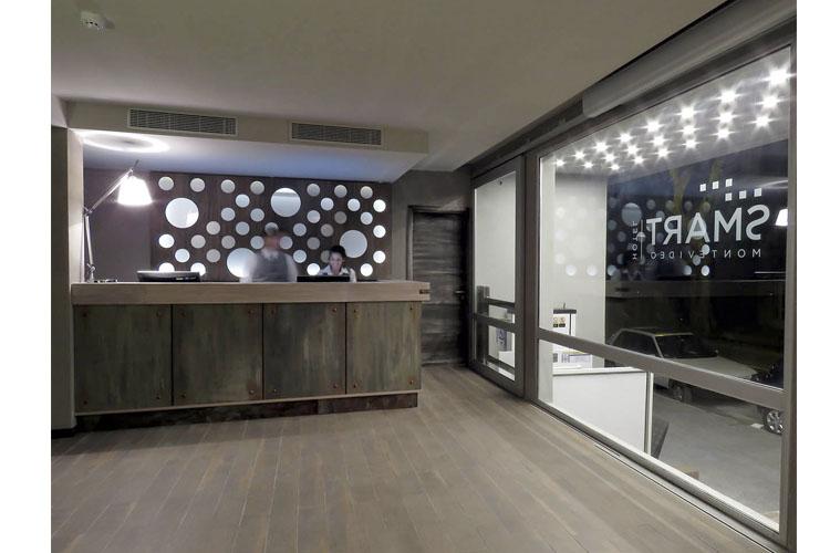 Reception - Smart Hotel Montevideo - Montevideo