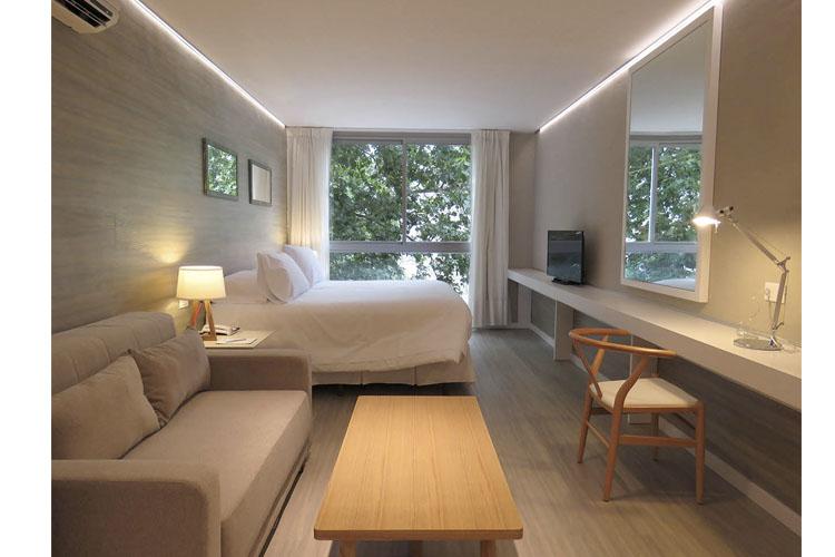 Deluxe Room - Smart Hotel Montevideo - Montevideo