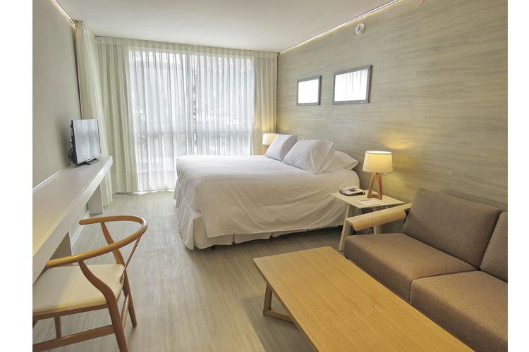 Superior Room - Smart Hotel Montevideo - Montevideo
