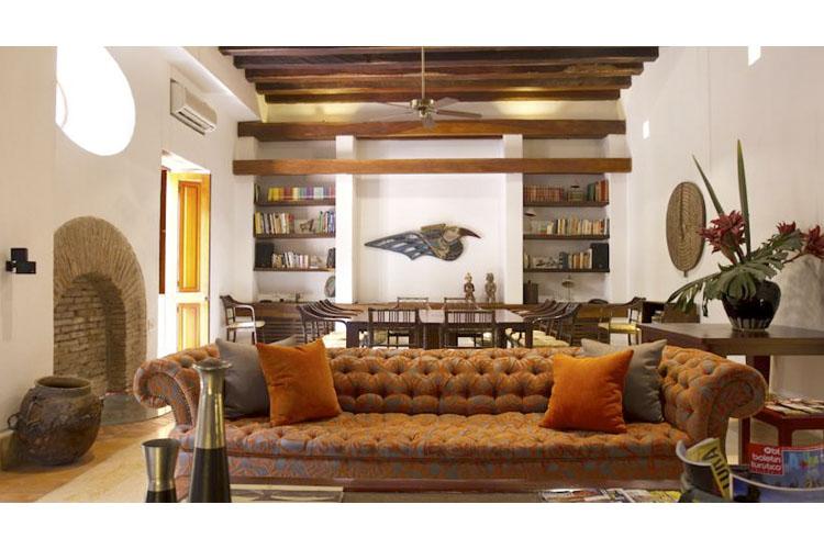 Lounge - Hotel Quadrifolio - Cartagena