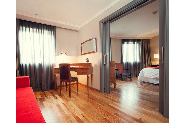 Suite Don Joaquín - Alma Histórica Boutique Hotel - Montevideo