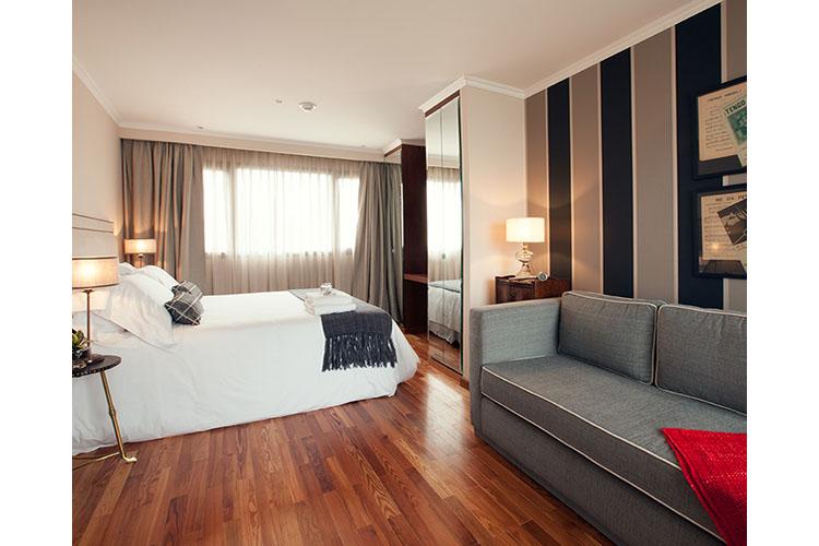 Suite Don Carlos - Alma Histórica Boutique Hotel - Montevideo