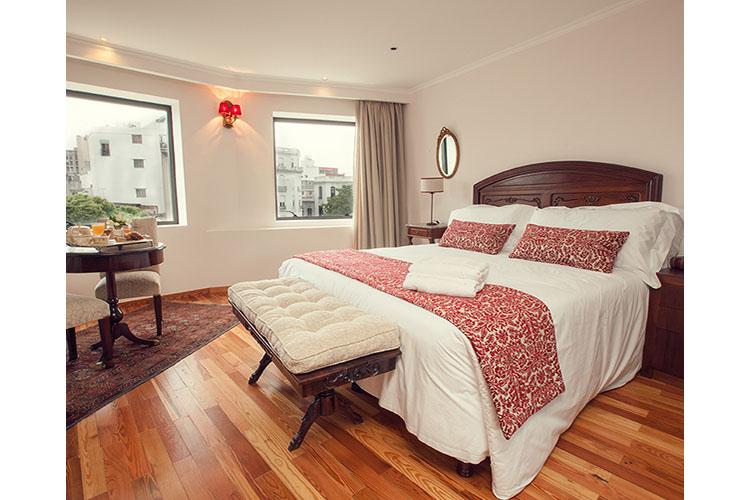 Superior Room Don Jose Luis - Alma Histórica Boutique Hotel - Montevideo