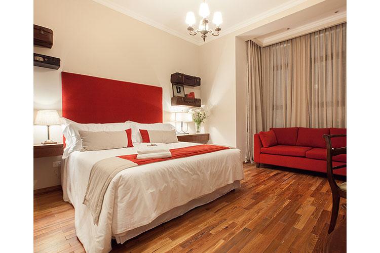 Superior Room Don Julio - Alma Histórica Boutique Hotel - Montevideo
