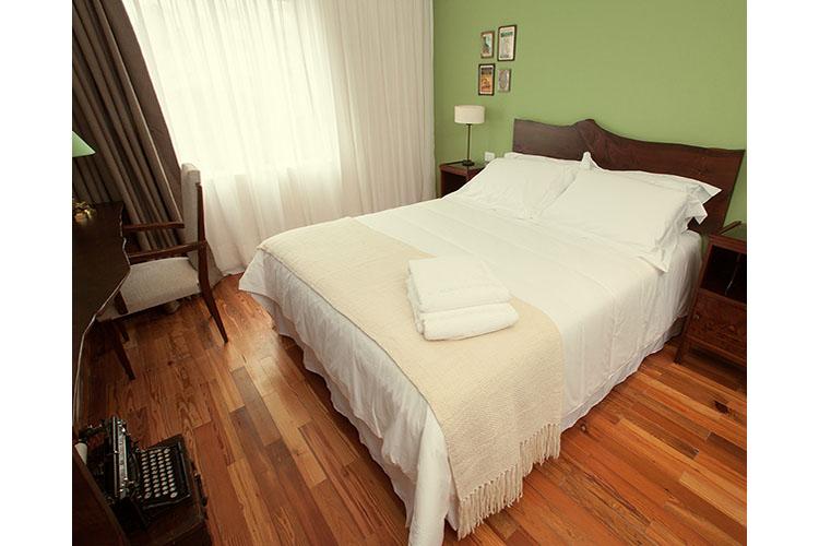 Classic Room Don Horacio - Alma Histórica Boutique Hotel - Montevideo
