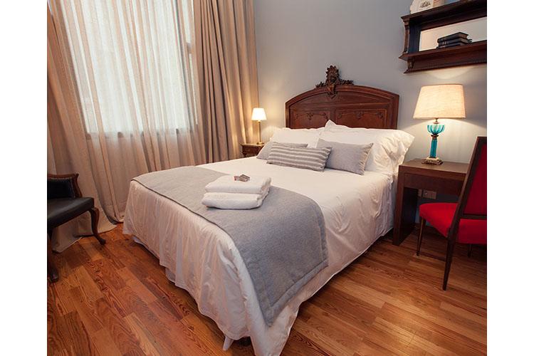 Classic Room Don Juan Manuel - Alma Histórica Boutique Hotel - Montevideo