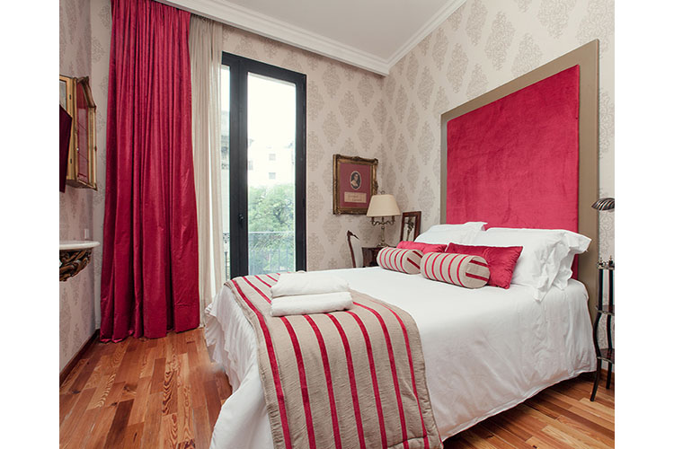 Alma hist rica boutique hotel ein boutiquehotel in montevideo for Small historic hotels