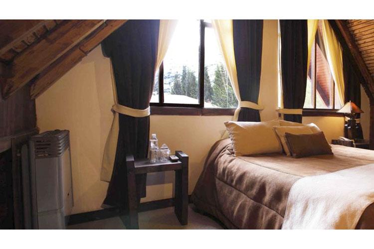 Double Room - Hosteria dos Chorreras - Cuenca