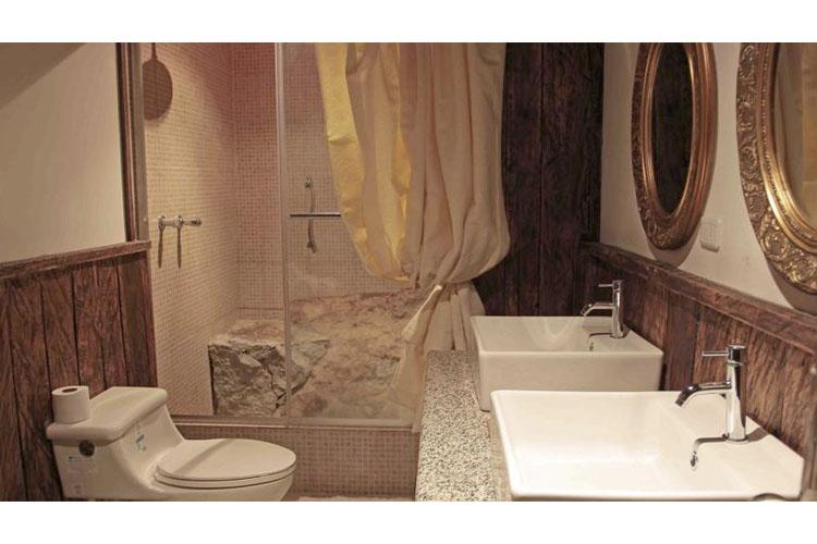 Bathroom - Hosteria dos Chorreras - Cuenca