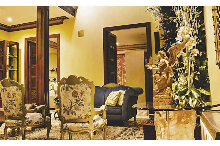 Lounge - The Orchids Hotel - Bogotá