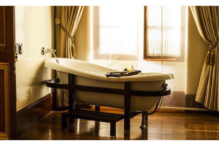Bathroom - The Orchids Hotel - Bogotá