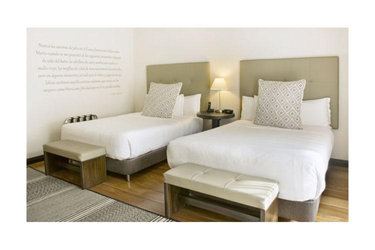 Twin Superior Room - Movich Casa del Alferez - Cali