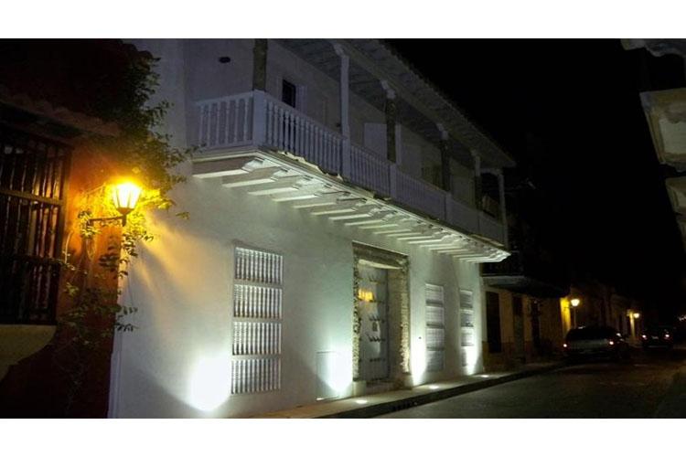 Facade - Tcherassi Hotel + Spa - Cartagena