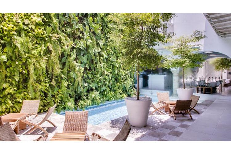 Pool - Tcherassi Hotel + Spa - Cartagena