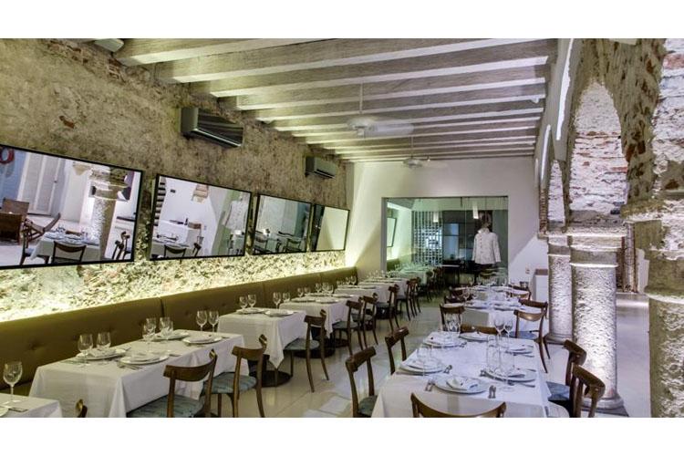 Dining Room - Tcherassi Hotel + Spa - Cartagena