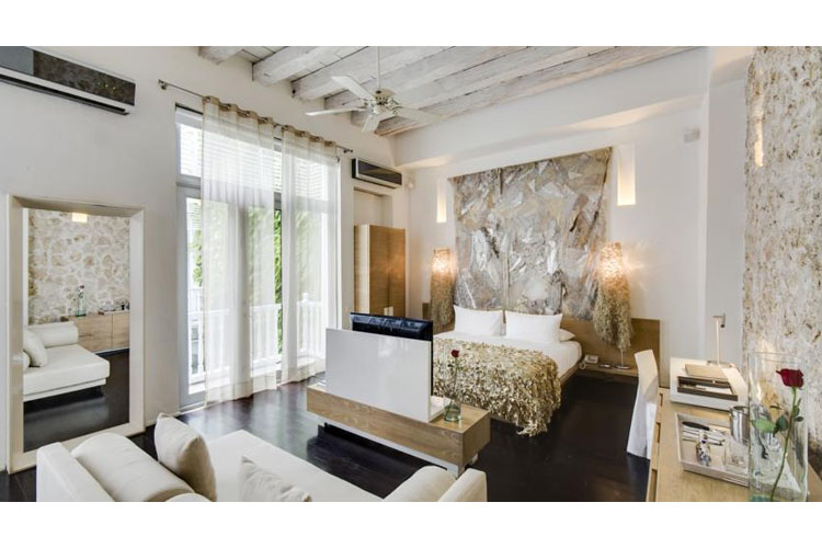 Double Room - Tcherassi Hotel + Spa - Cartagena