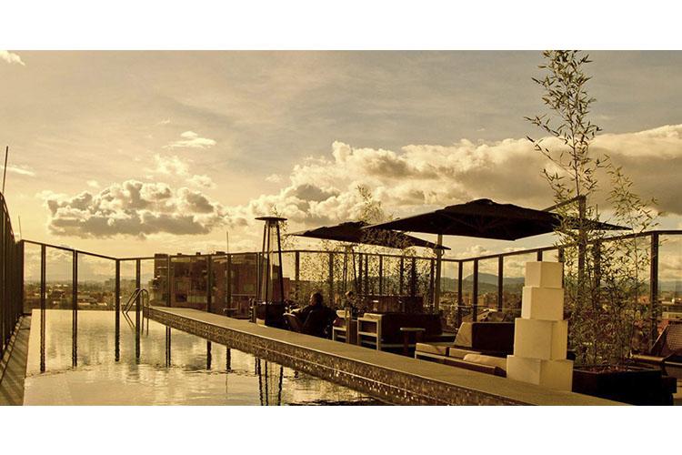 Terrace - BOG Hotel - Bogotá