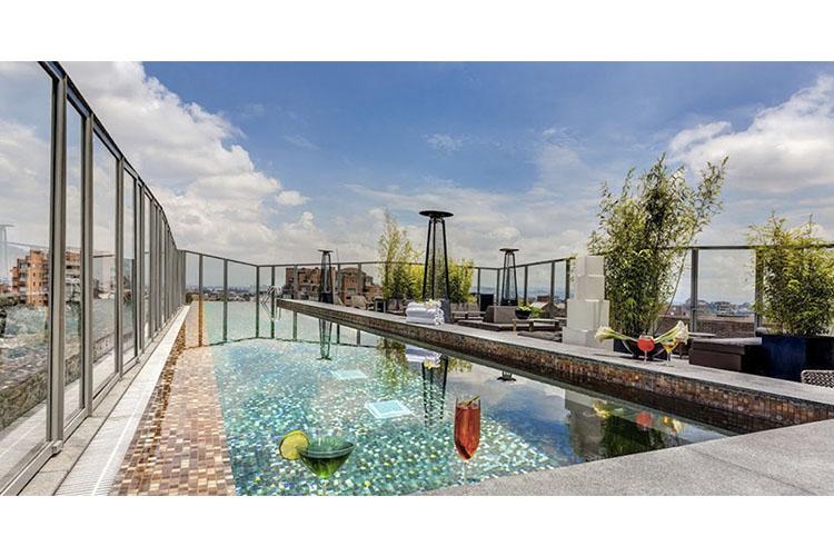 Pool - BOG Hotel - Bogotá