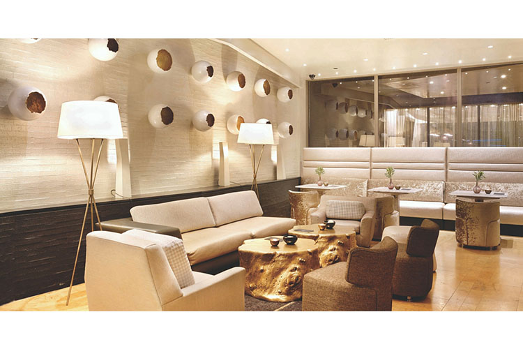 Lounge - BOG Hotel - Bogotá