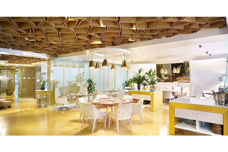 Dining Room - BOG Hotel - Bogotá