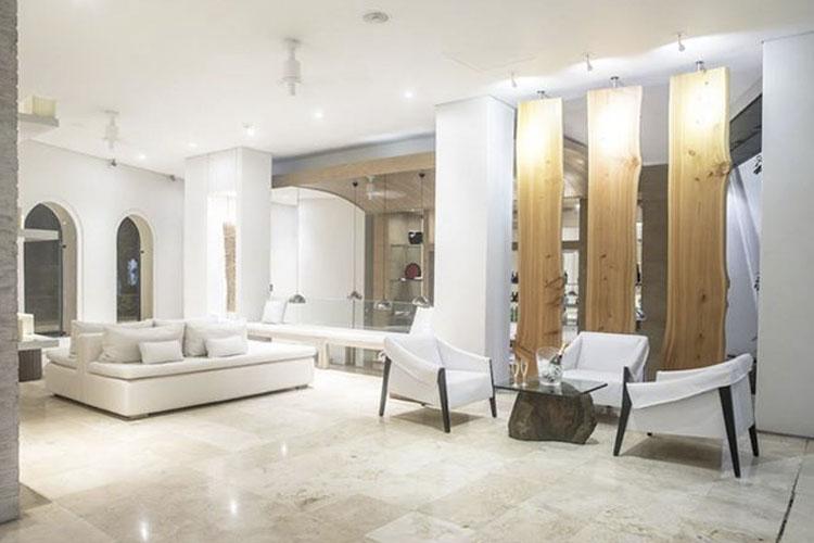 Lounge - Hotel Boutique Bóvedas de Santa Clara - Cartagena