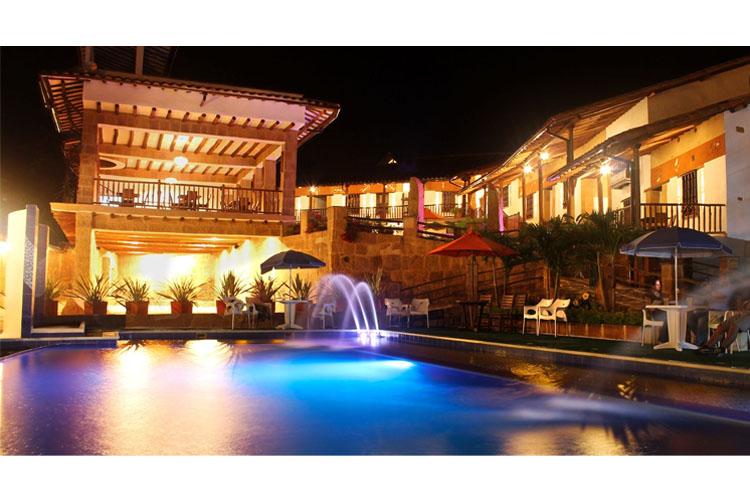 Facade - Hotel Hicasua - Barichara