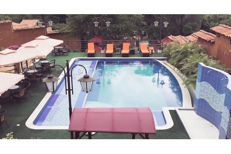 Pool - Hotel Hicasua - Barichara